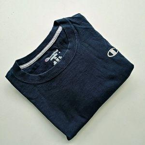Champion Authentic T- Shirt 100% Cotton Size XL